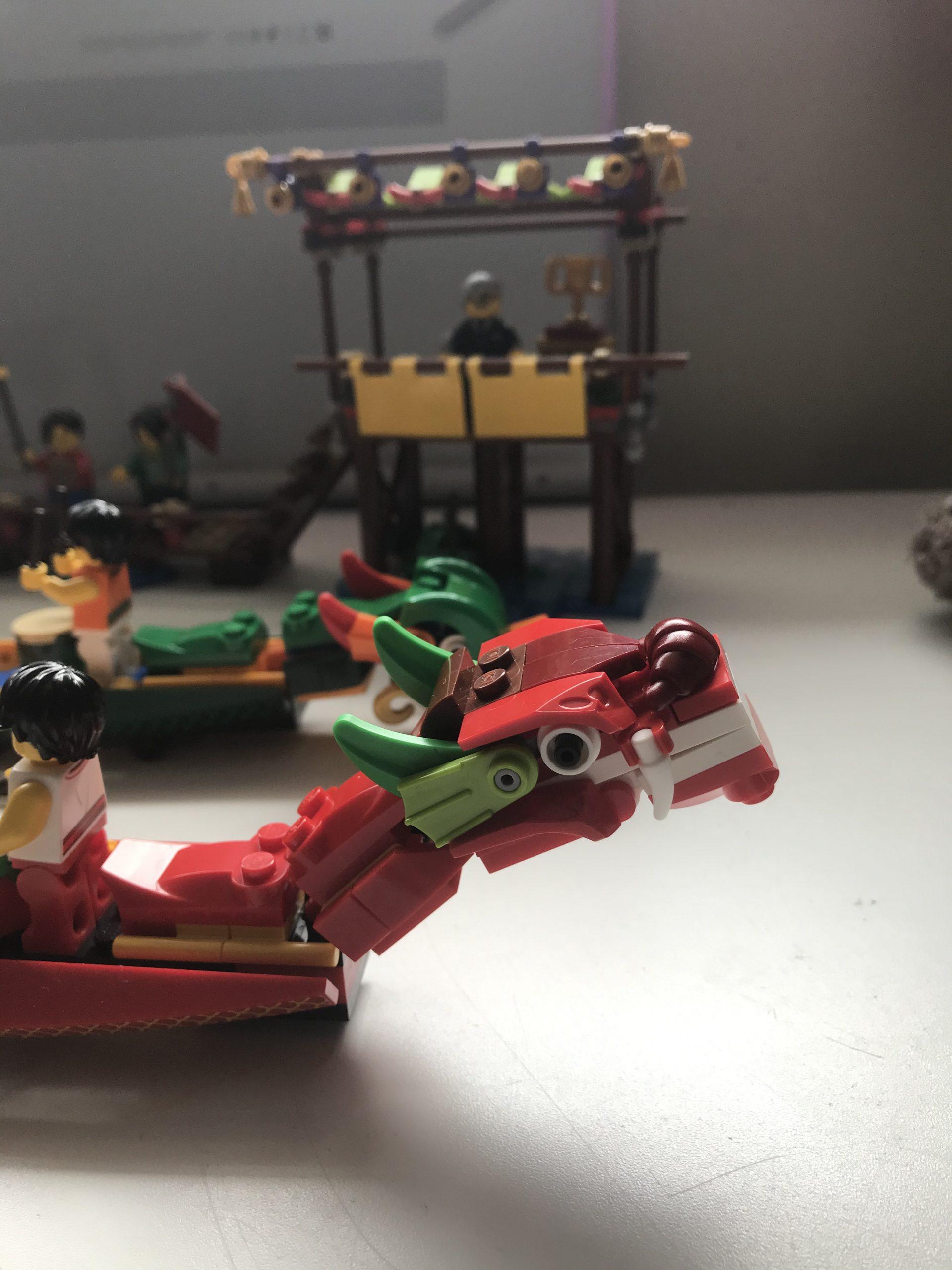 Lockdown Dragon Boating Amathus Style